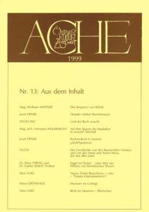 Ache Nr. 13
